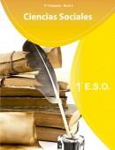 Libro de Ciencias Sociales para alumnos de 1º ESO con N.E.E.
