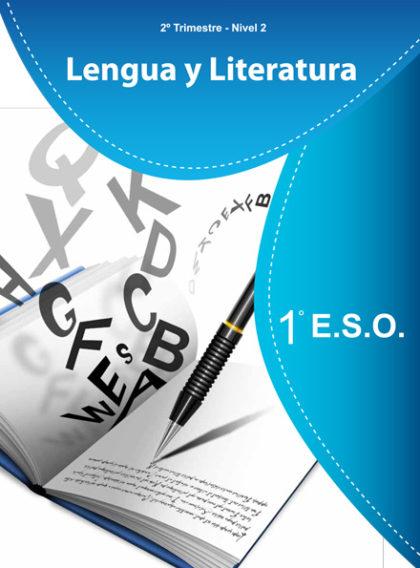 Libro de Lengua y Literatura para alumnos de 1º ESO con N.E.E.