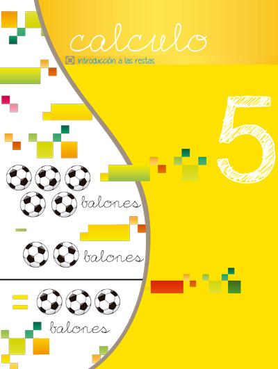 Quinto libro de la serie Calculo. Nivel 5