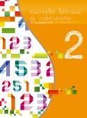 Tercer libro de la serie Escribo Letras y Números