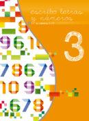 Segundo libro de la serie Escribo Letras y Números