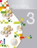 Tercer libro de la serie Euros Plata. Nivel 3