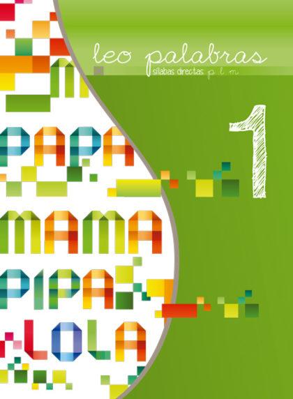 Primer libro de la serie Leo Palabras, para alumnos con N.E.E.