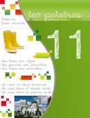 Decimoprimer libro de la serie Leo Palabras, para alumnos con N.E.E.