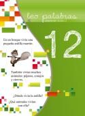 Decimosegundo libro de la serie Leo Palabras, para alumnos con N.E.E.