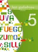Quinto libro de la serie Leo Palabras, para alumnos con N.E.E.