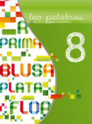 Octavo libro de la serie Leo Palabras, para alumnos con N.E.E.
