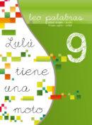 Noveno libro de la serie Leo Palabras, para alumnos con N.E.E.