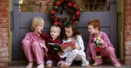 Cómo incentivar valores en los niños en Navidad