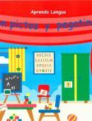 Aprendo Lengua con pictos y pegatinas - NOVEDAD