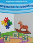 Aprendo Matemáticas con pictos y pegatinas